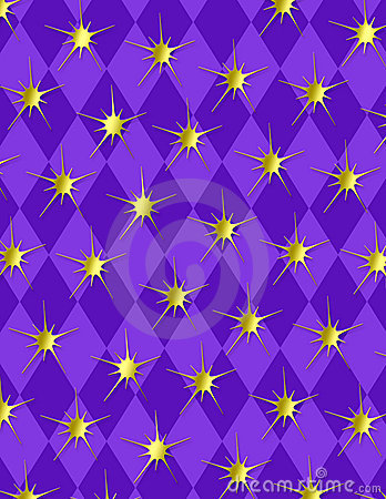 Art deco star burst background