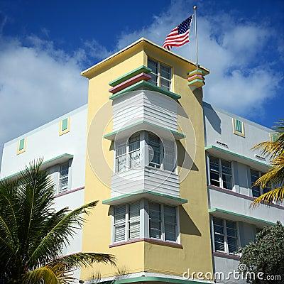 Art Deco Style Avalon in Miami Beach