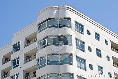 Art Deco Windows Stock Photo - Image: 54777615