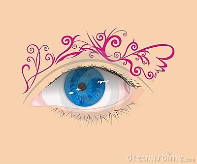 Art of eye