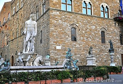 Art in Florence, Italy
