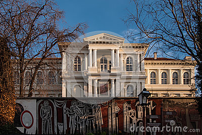 The Art Gallery of Plovdiv Editorial Image