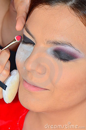 The art of makeup: the eyes