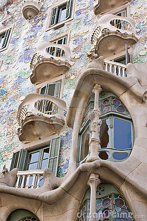 Free Art Nouveau Building Royalty Free Stock Photos - 6905758