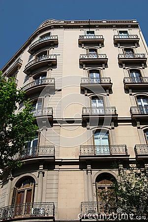 Free Art Nouveau In Barcelona Stock Photos - 5243863
