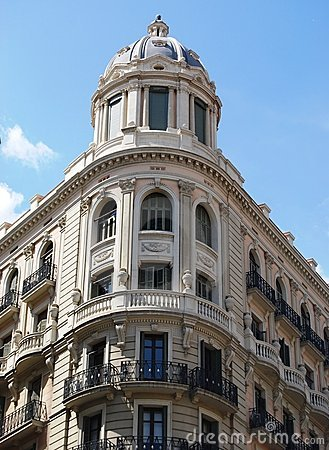 Free Art Nouveau In Barcelona Royalty Free Stock Image - 5269766