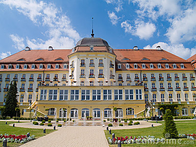 Art Noveau style mansion