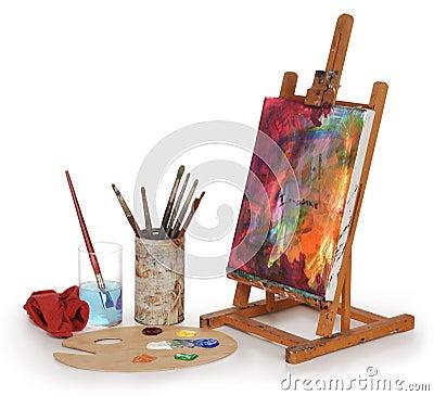Free Art School Stock Photos - 1647023
