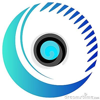 Arte de clip del ojo