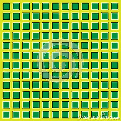 Arte óptico del vector