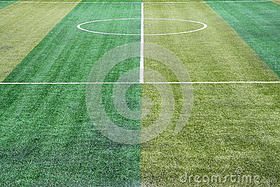 Artificial field grass