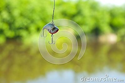 Artificial fish bait