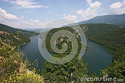 Artificial Lake Bocac