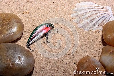 Artificial small fish