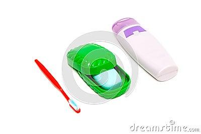 Artigos para a higiene pessoal