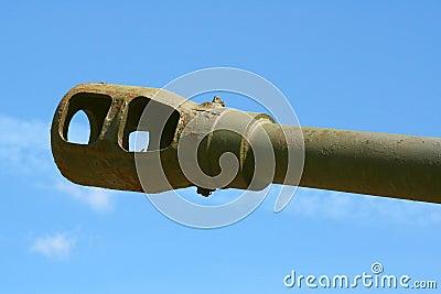 Artillery barrel