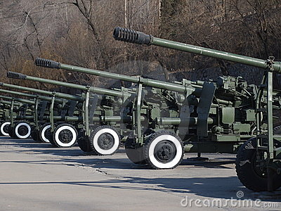 Artillery,Chinese Army