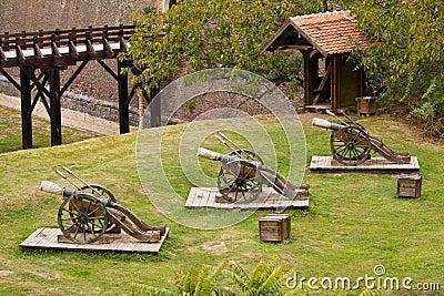 artillery platform