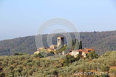 Artimino monastery