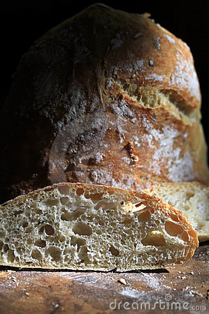 Free Artisan Bread Loaf Royalty Free Stock Photography - 16145747