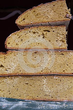 Free Artisan Breads Royalty Free Stock Photo - 41909865