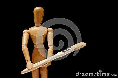 Artist mannequin