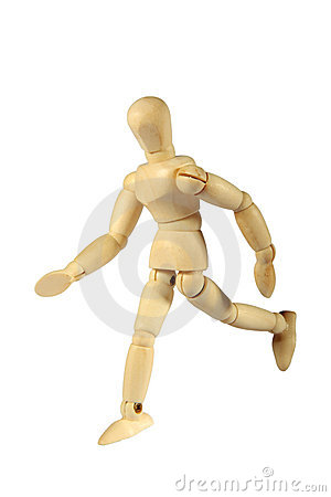 Free Artist Mannequin Royalty Free Stock Photo - 7569015