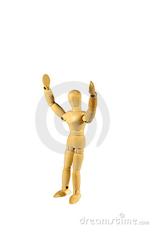 Free Artist Mannequin Royalty Free Stock Images - 7569019