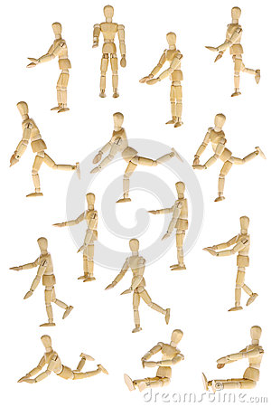 Free Artist Mannequin Model Stock Photo - 52616000