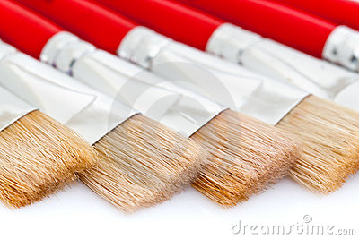 Artist Paintbrushes