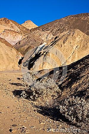 Artist Palette in Death Valley