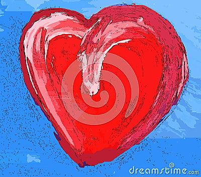 Artistc heart