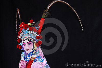 Artistic Charms Of Peking Opera