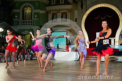 Artistic Dance Awards 2012-2013 Editorial Photography