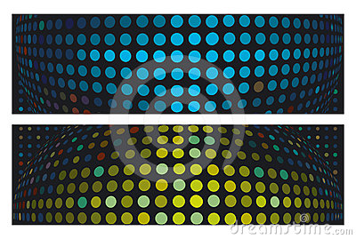 Artistic Dot Backgrounds Royalty Free Stock Photography - Image: 24558537