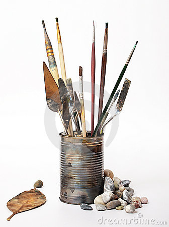 Free Artistic Still Life Stock Photography - 20992362