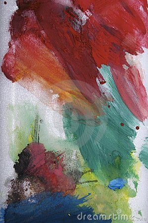 Free Artistic Strokes Stock Photography - 5579172