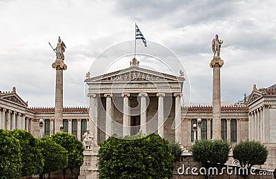Arts Academy Athens Greece