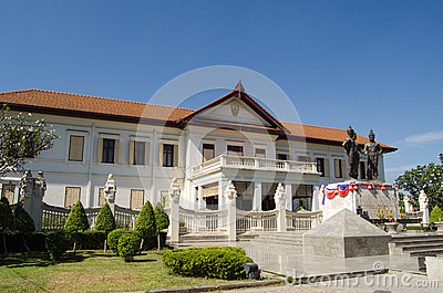 Arts and Cultural Centre, Chiang Mai Editorial Stock Photo