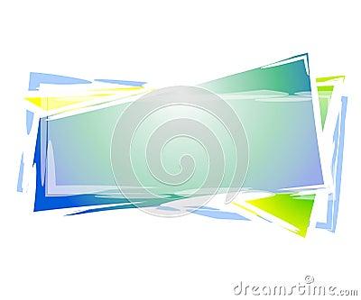 Artsy Rectangle Web Logo