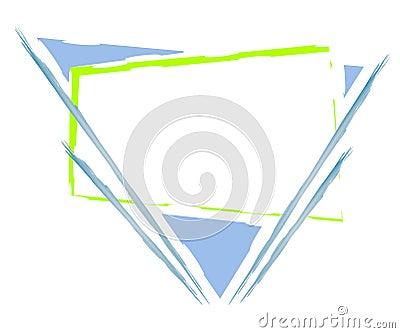 Artsy Triangle Web Page Logo