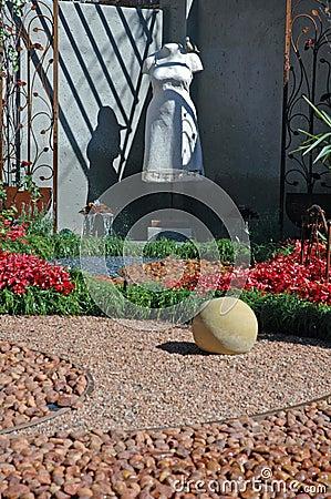 Arty Garden Image.