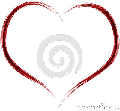 Artystyczny serce