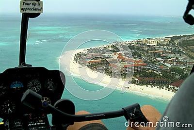 Aruba Aerial