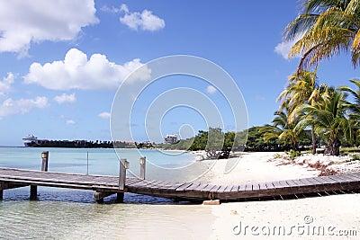 Aruba Beach Caribbean