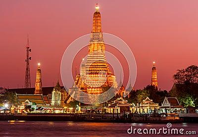 Arun temple, Bangkok,Thailand