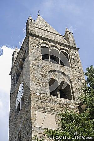 Arvier - Belfry