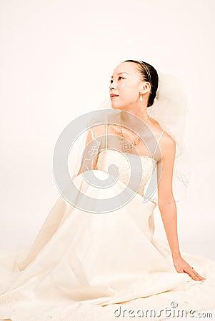 Asain bride