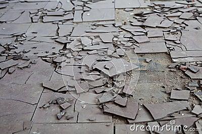 Asbestos Tiles Stock Image Image 18245591