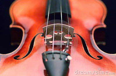 Ascendente cercano del violín
